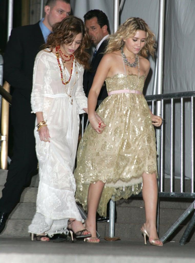 Celebrities' First Met Gala Dresses