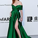 Eniko Mihalik at the amfAR Cannes Gala