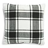Indoor Outdoor Gingham Pillow