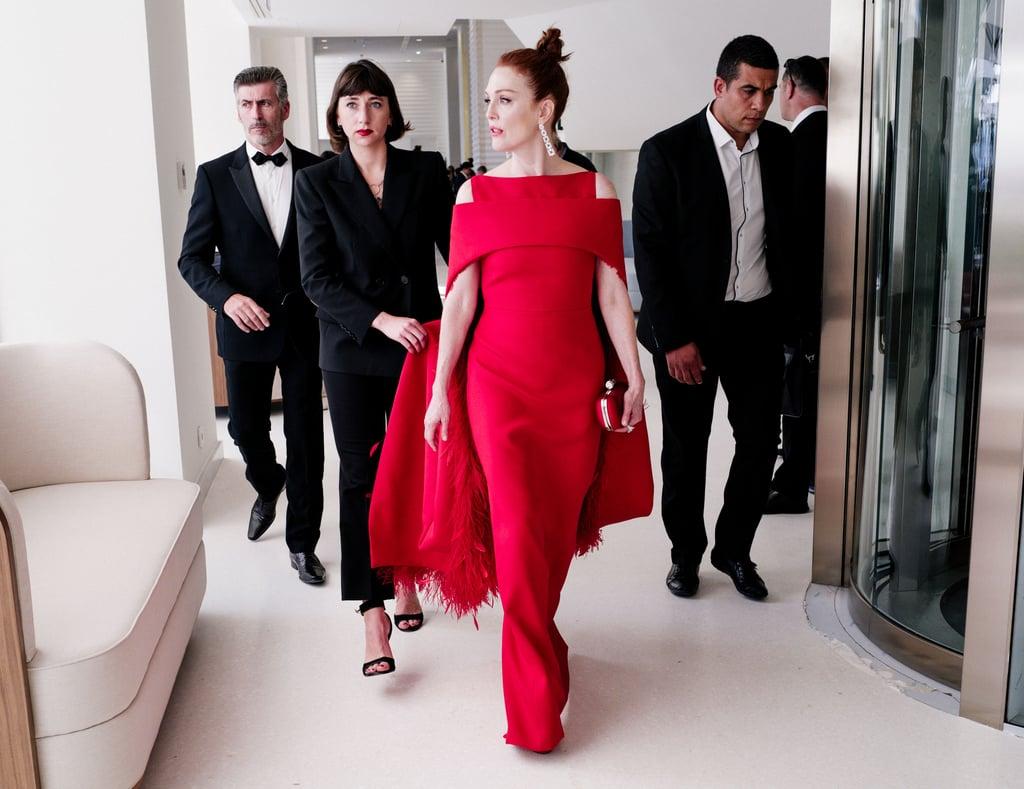 Julianne Moore Cannes Film Festival Style 2018