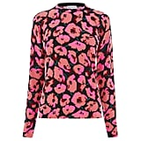 Warehouse Poppy Print Jumper (£29)