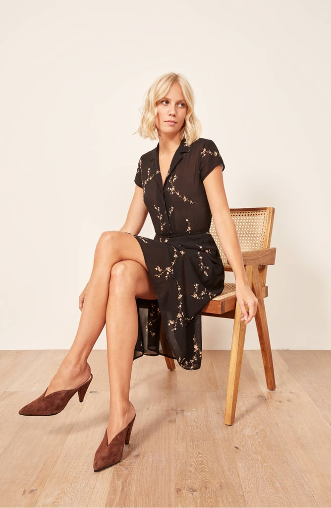 Reformation Griffith A-Line Dress