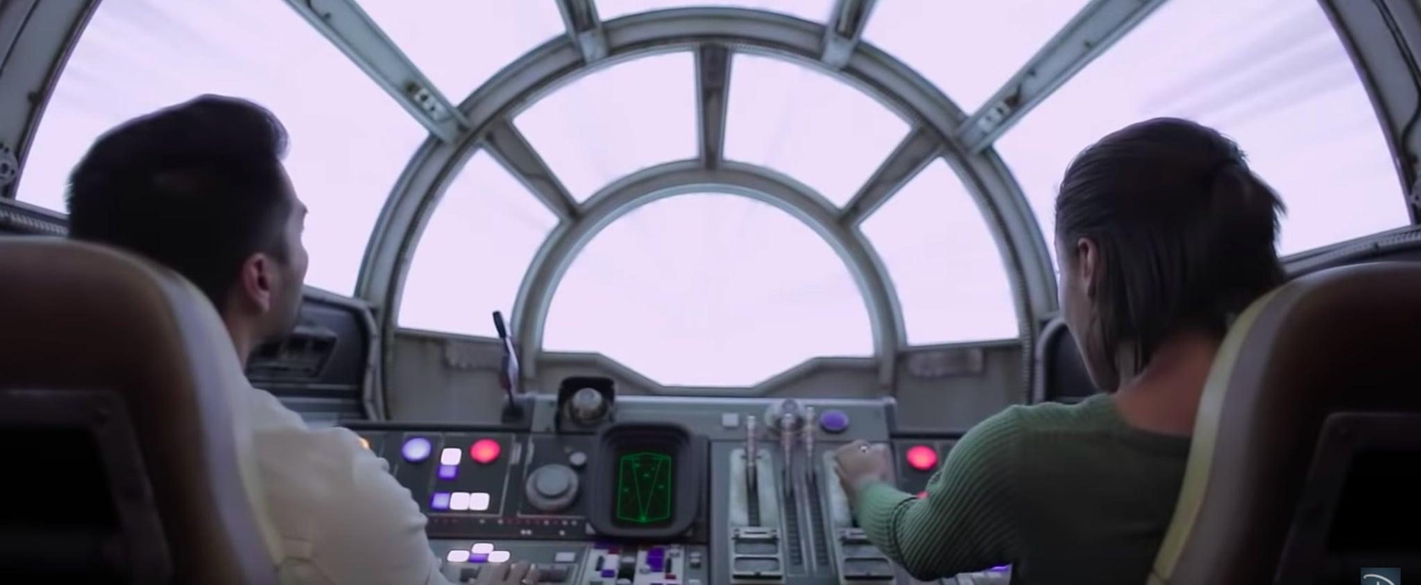 Disney Star Wars: Galaxy's Edge Attractions