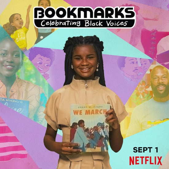 New Netflix Kids' Show: Bookmarks: Celebrating Black Voices