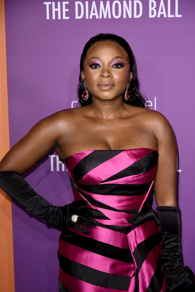 Naturi Noughton at the 2019 Diamond Ball