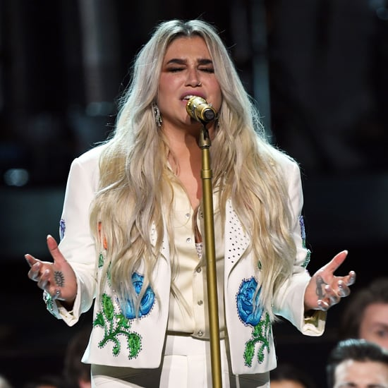 Celebrity Reactions to Kesha's Grammys 2018 Performance