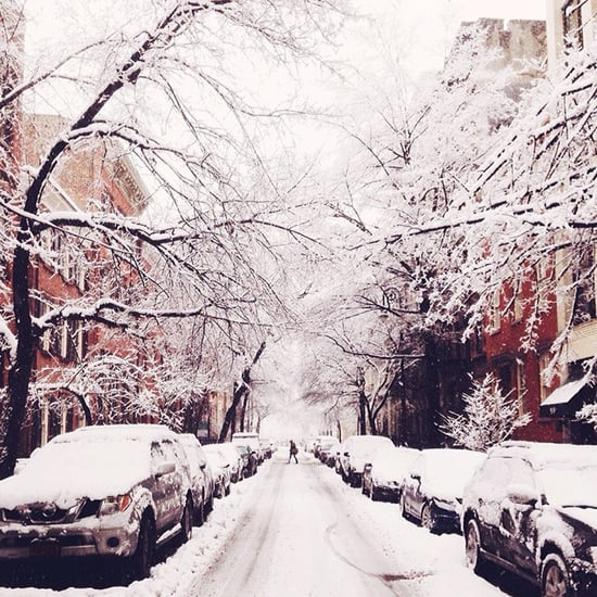 Winter Storm Pax Hits NYC | Instagram Pictures