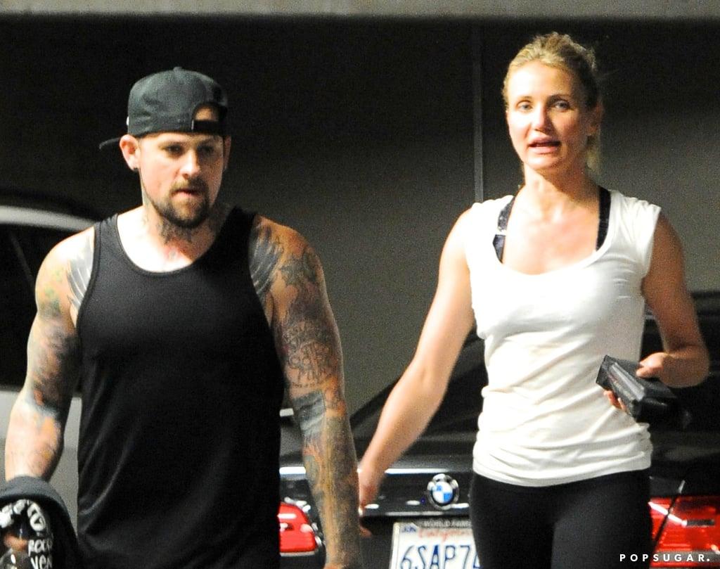 Is Cameron Diaz Dating Benji Madden?
