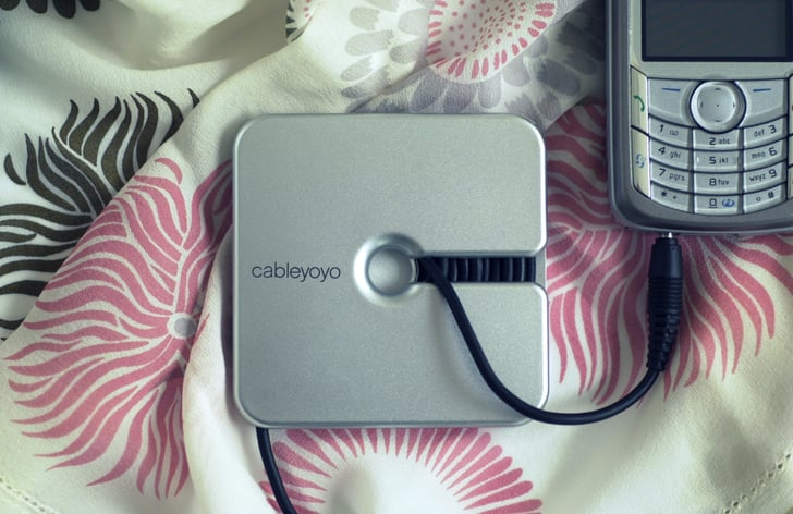 Clean-Up Your Cords With The Cableyoyo