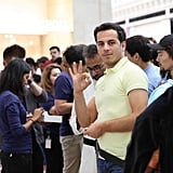 iPhone 7 Launch at Apple Store Mall of the Emirates Dubai