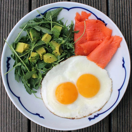 Low Carb, High Protein Breakfast Ideas