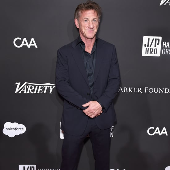 "Sean Penn's Response to Donald Trump's ""Shithole"" Comments"