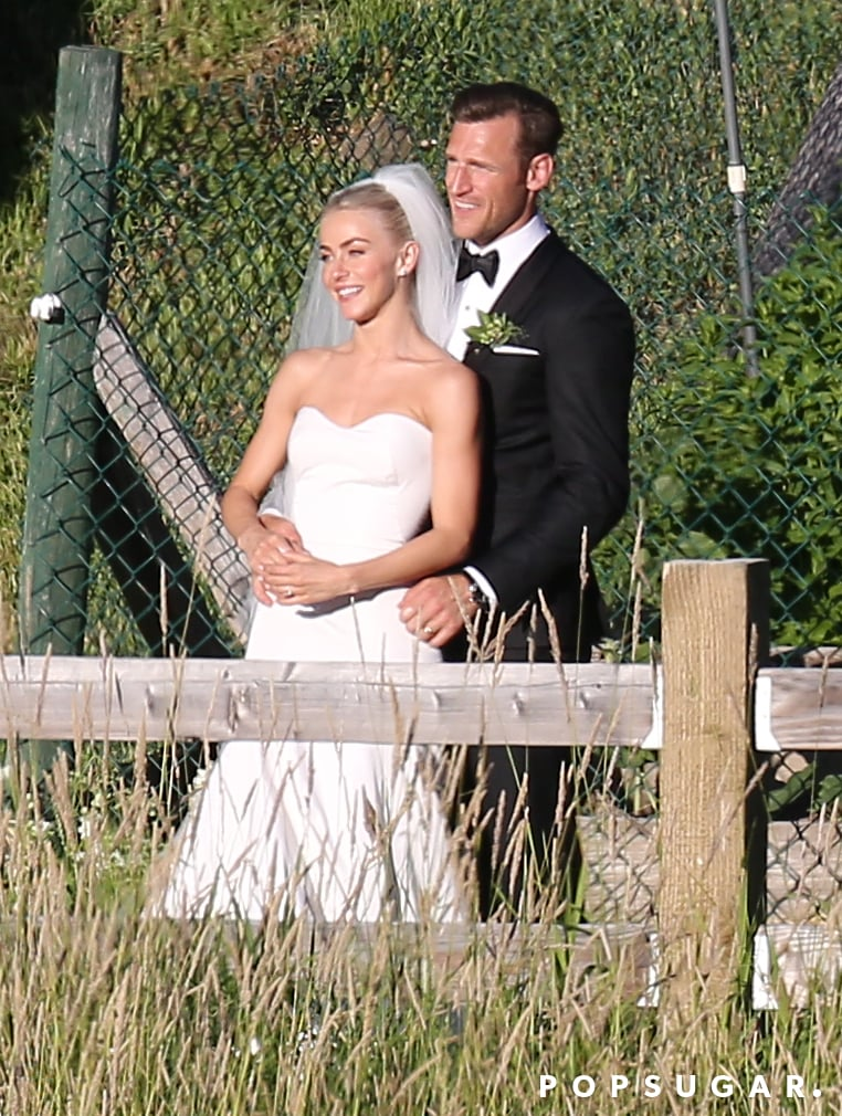Celebrity & Entertainment  Julianne Hough and Brooks Laich Looked