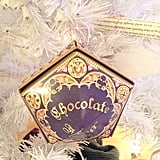 Chocolate Frog Box Ornament