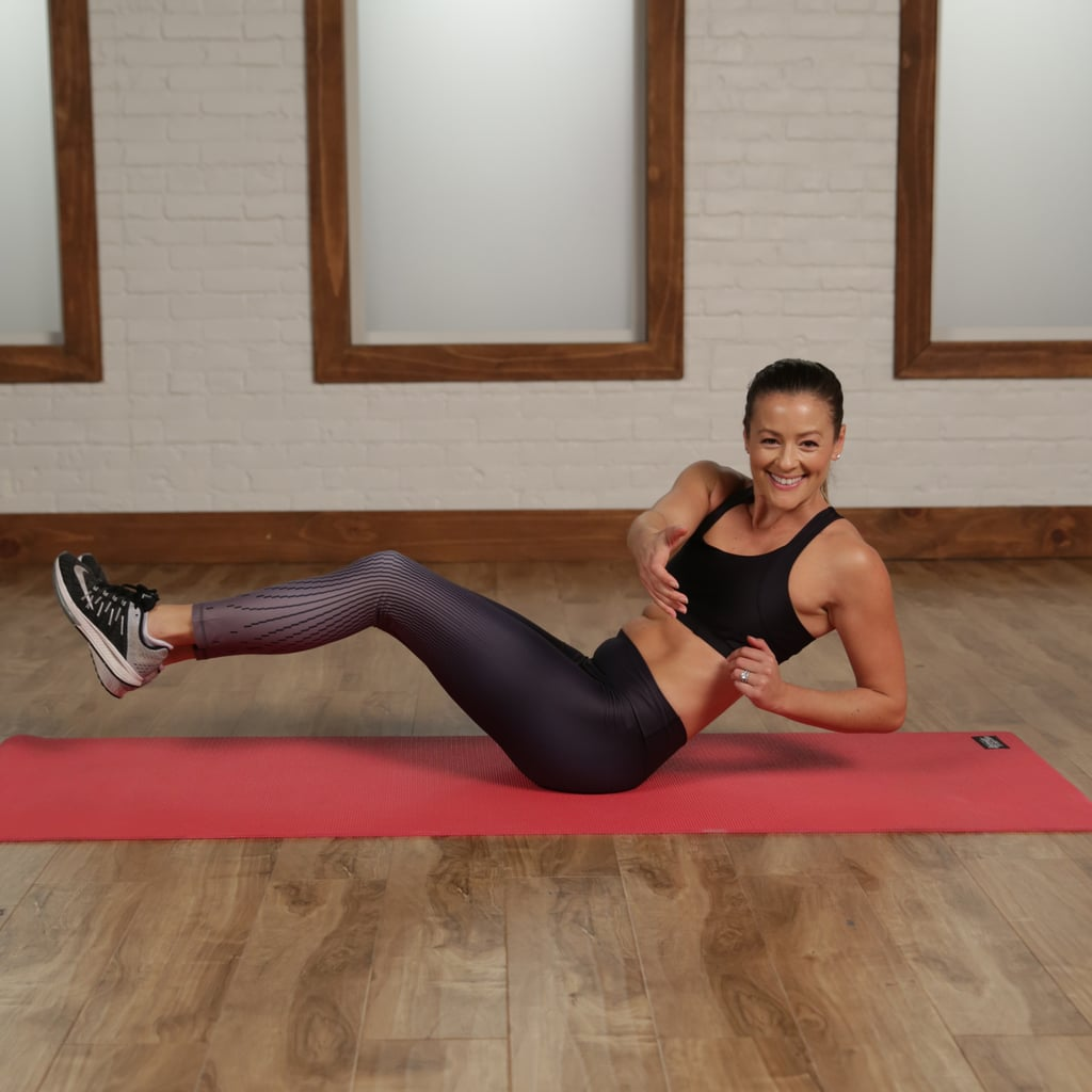 Best Ab Workouts For Women Popsugar Fitness