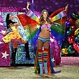 We've got a look at all the amazing moments from the Victoria's Secret Fashion Show.
