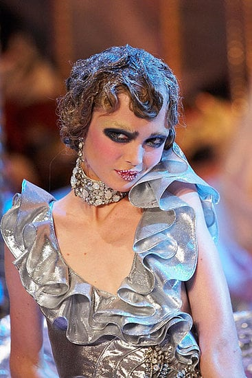 Love It or Hate It? Blinged-Out Lips at John Galliano