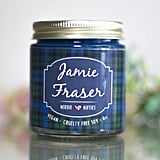 A Jamie Fraser Candle