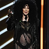 Cher at the 2017 Billboard Music Awards