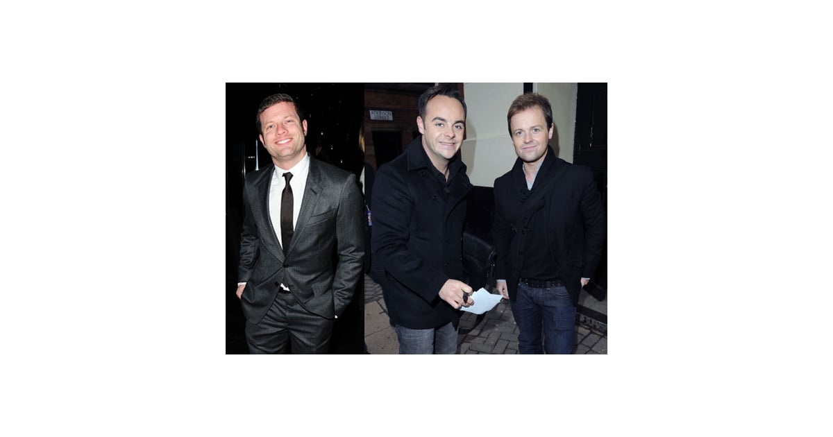 Photos Of Dermot O Leary And Ant And Dec Rumoured X Factor