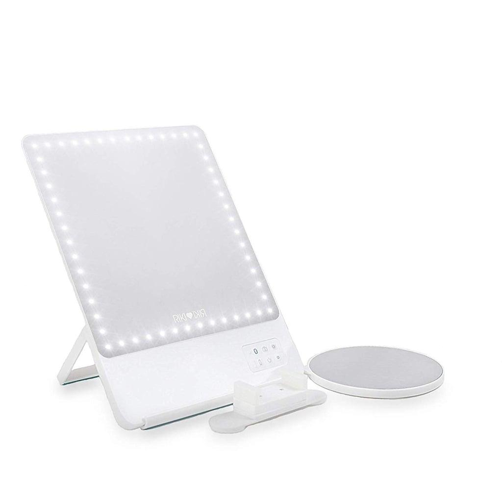 Glamcor Riki Skinny Lighted Mirror