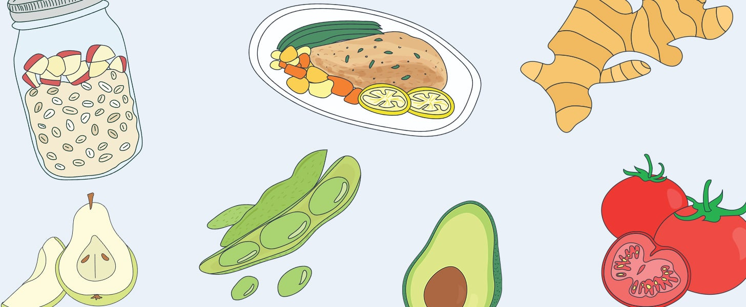 Recipes For Day 2 of Our 2018 Clean-Eating Plan