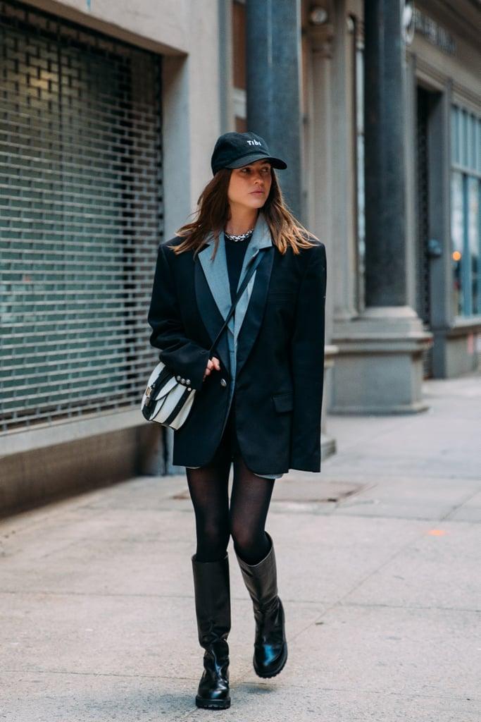 Baseball Cap Trend at New York Fashion Week