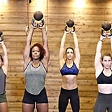 A Strength Workout to Boost Your Metabolism, Burn Fat, and Build Muscle