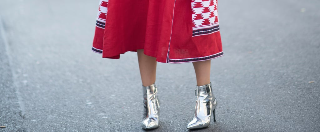 This Is How You Should Wear Ankle Boots With Dresses