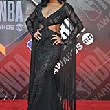 Normani Attends the 2018 NBA Awards Show