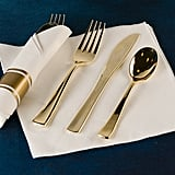 Lillian Tablesettings Plastic Cutlery Set