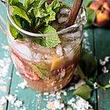 Strawberry Peach Sweet Tea