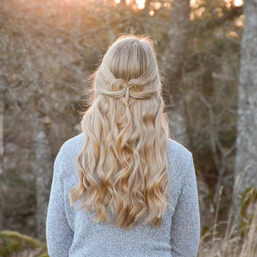 You'll Heart This Valentine's Day Hair Inspiration