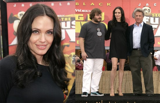Photos of Angelina Jolie Who Talks About Adoption, Her Family