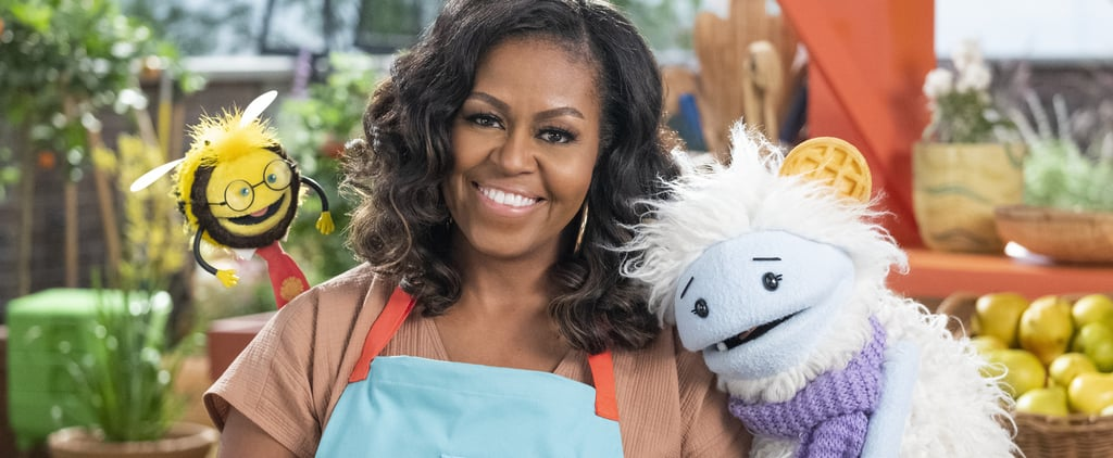 See a Clip of Michelle Obama's Netflix Show Waffles + Mochi