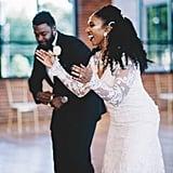 Modern West African Wedding