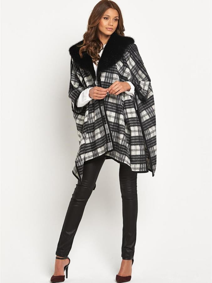 Best Faux-Fur Trim Coats For Winter 2014 | POPSUGAR Fashion UK