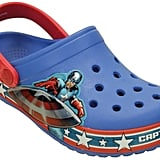 Crocs Boys' Captain America Clog