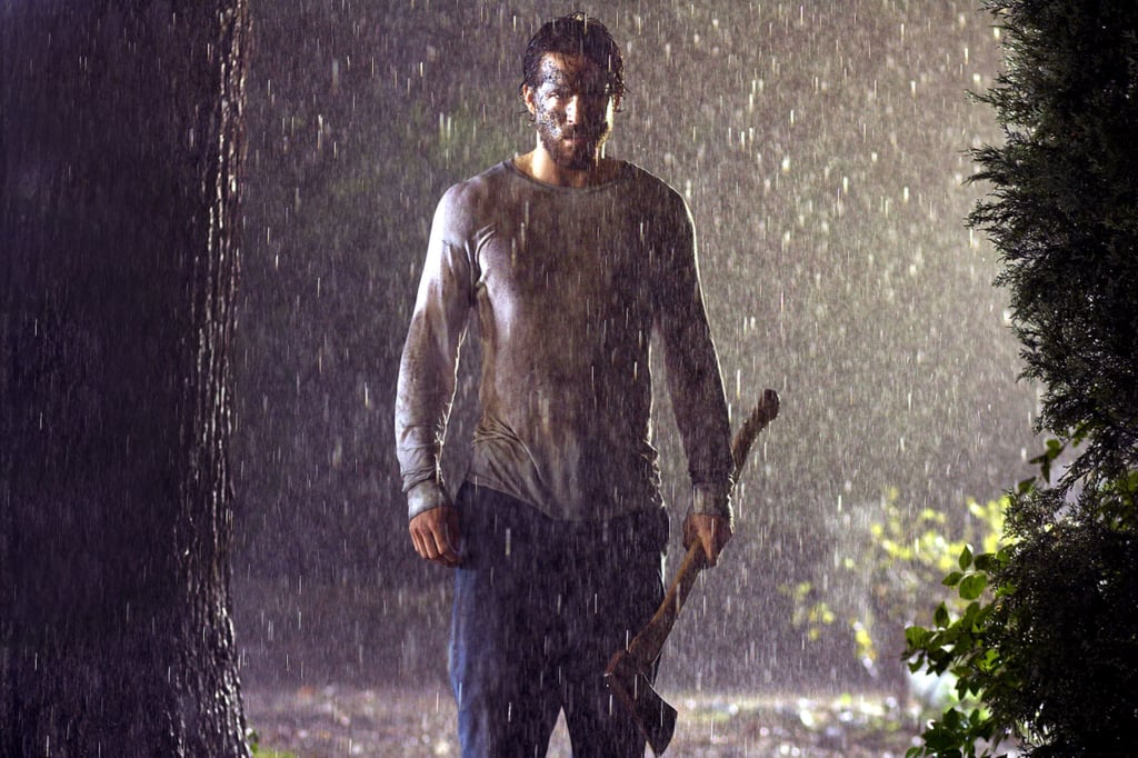 This wet t-shirt contest is a little murder-y for my taste, but I'll still take it.