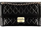 Chanel Black Quilted Leather Bag Photo courtesy of Chanel