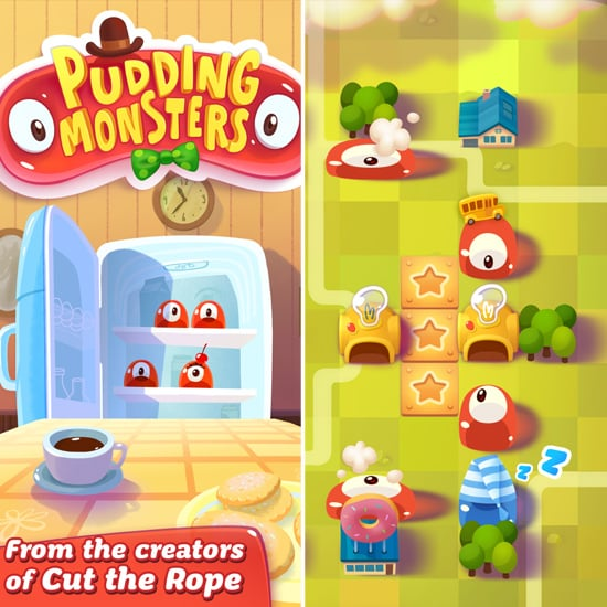 A Delicious New Game From the Creators of Cut the Rope