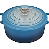 Blue Ombré Round Dutch Oven 7.25 Qt.