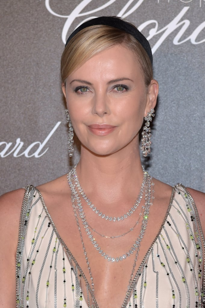 Charlize Theron's Chopard Jewels