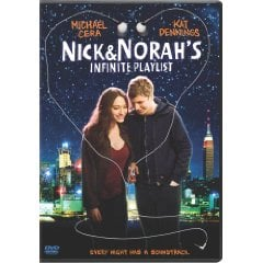 Nick & Norah's Infinite Playlist ($15)