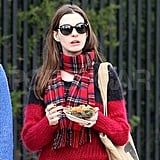 Anne Hathaway Is Engaged! See Her Ring!