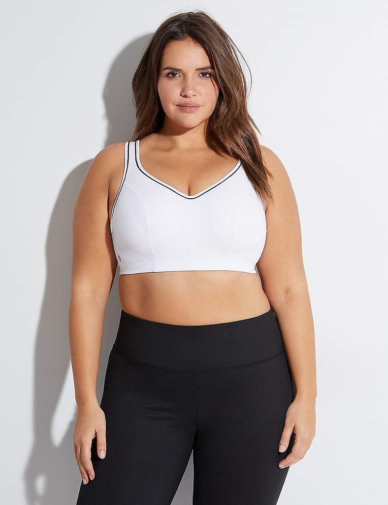 2700c75c7f695 Lane Bryant Molded Underwire Sports Bra