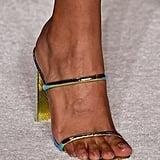 Christian Siriano Shoes on the Runway at New York Fashion Week