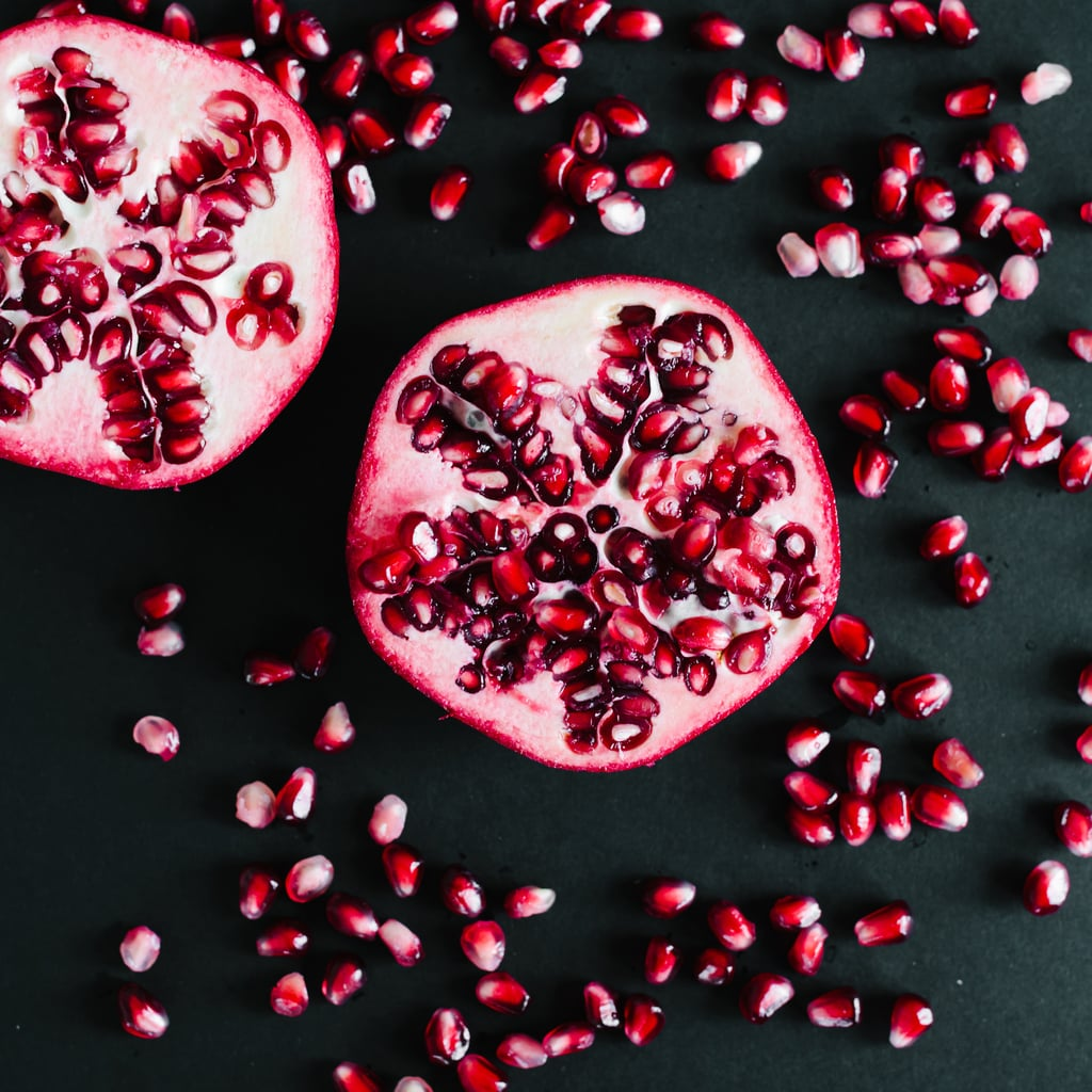 Try pomegranates for glowing skin