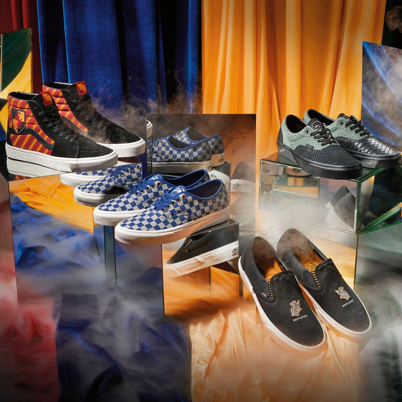 Vans Harry Potter Sneaker Collection