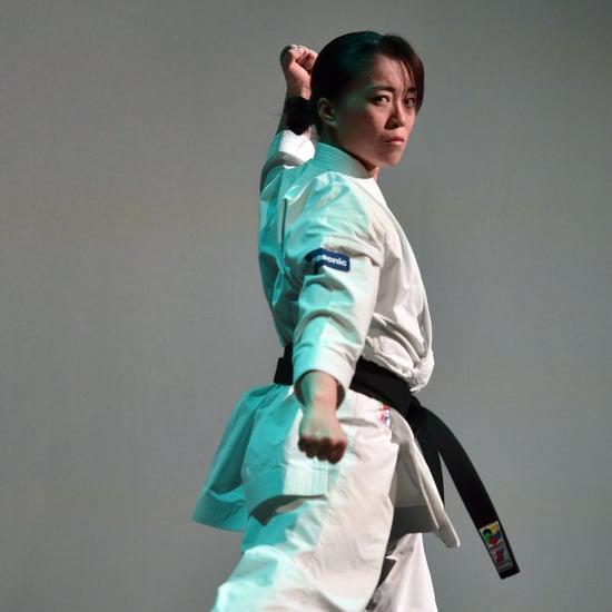 Karate's Sakura Kokumai Gears Up For the 2021 Olympics